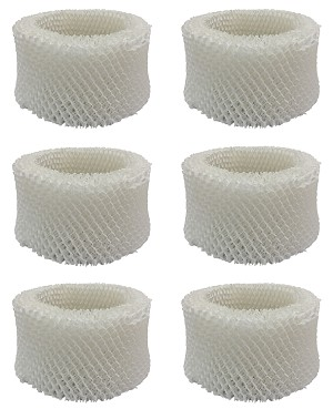 Humidifier Filter Wick for Holmes HM-1761 HM1761 (6 Pack)