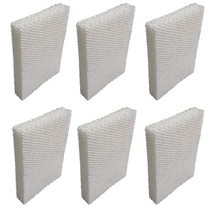 6 Wick Humidifier Filters for Lasko 1129
