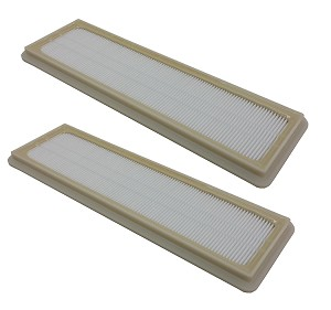 2 Filters for Hoover Vacuum HEPA 40120101 Windtunnel 43613021