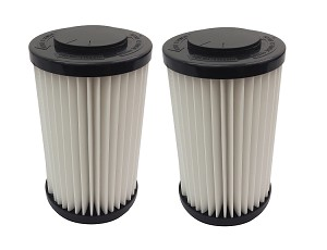 2 HEPA Filters for Kenmore DCF Vacuum Bagless Pleated Allergy