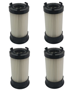 4 Filters HEPA for Eureka Series 4700 DCF4  Boss Power Plus