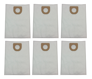 6 HEPA Vacuum Bags for Hoover Windtunnel Type Y 4010801Y, AH10040