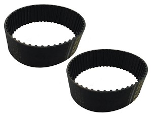 2 Replacement Drive Belts for Delta Table Saw 36-600 36-610