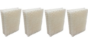 4 Wick Humidifier Filters for Kenmore Sears ES-12
