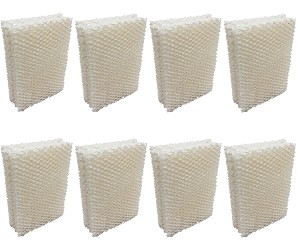 Humidifier Wick Filter for Emerson Essick Air HDC-12 - 8 Pack