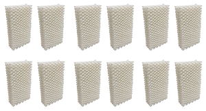 12 Humidifier Filters for Emerson HD-7002