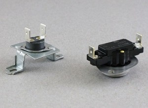 Maytag Replaces 279973 Dryer Thermal Fuse and High Limit Thermostat