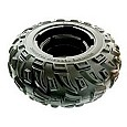 Power Wheels Replacement Rear Wheel Tire for Brute Force J5248-2359