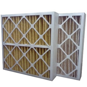 (3) Filters 20x20x4 MERV 11 Furnace Air Conditioner Filter