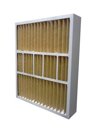 (2) Filters 20x25x6 MERV 11 Furnace Air Conditioner Filter