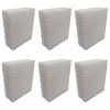 Humidifier Filters for AirCare 1043 Super Wick Bemis Essick Air 6 Pack