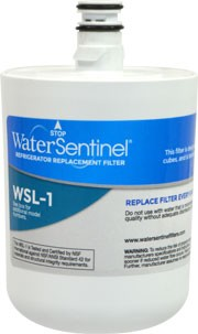 LG Refrigerators Replacement Refrigerator Water Filter 5231JA2002A